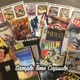 Asgard Press Limited Edition Time Capsule Box