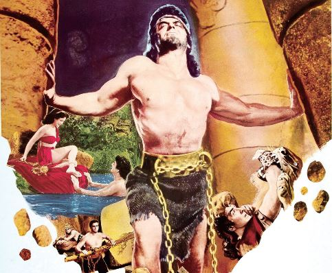 Classic Christmas Movie Releases:  Samson and Delilah