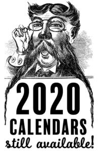 2020 calendars still available!