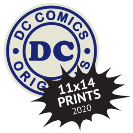 DC Comics 2020 Print Kit
