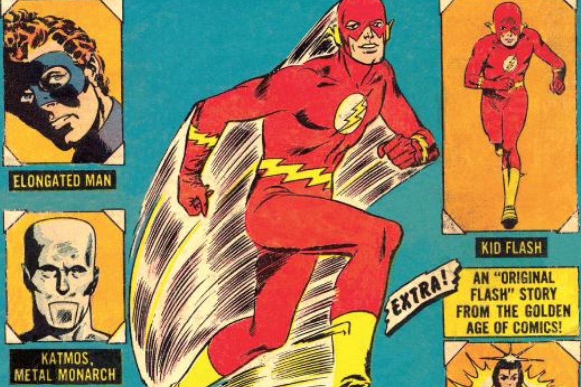Famous FLASH Firsts!