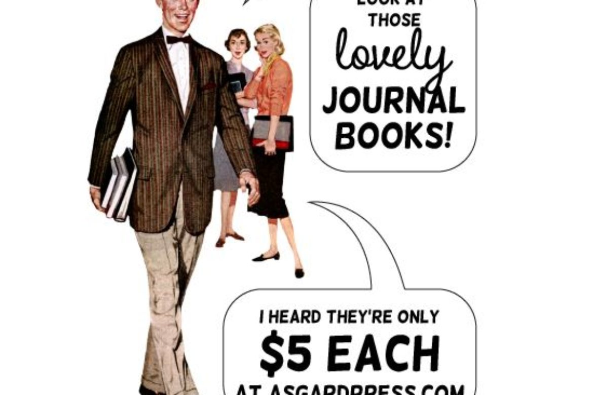 Journal Books Just $5!!  Learn More….