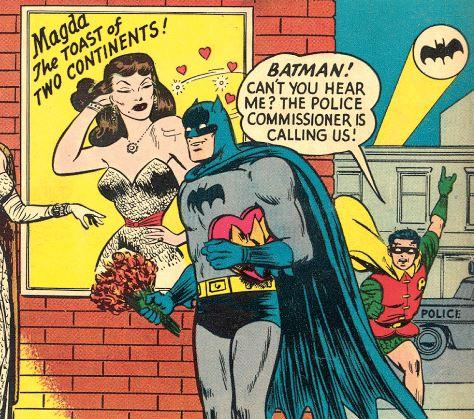 Batman Falls In LOVE!!