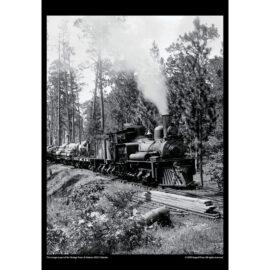 2021 Vintage Trains & Stations Calendar