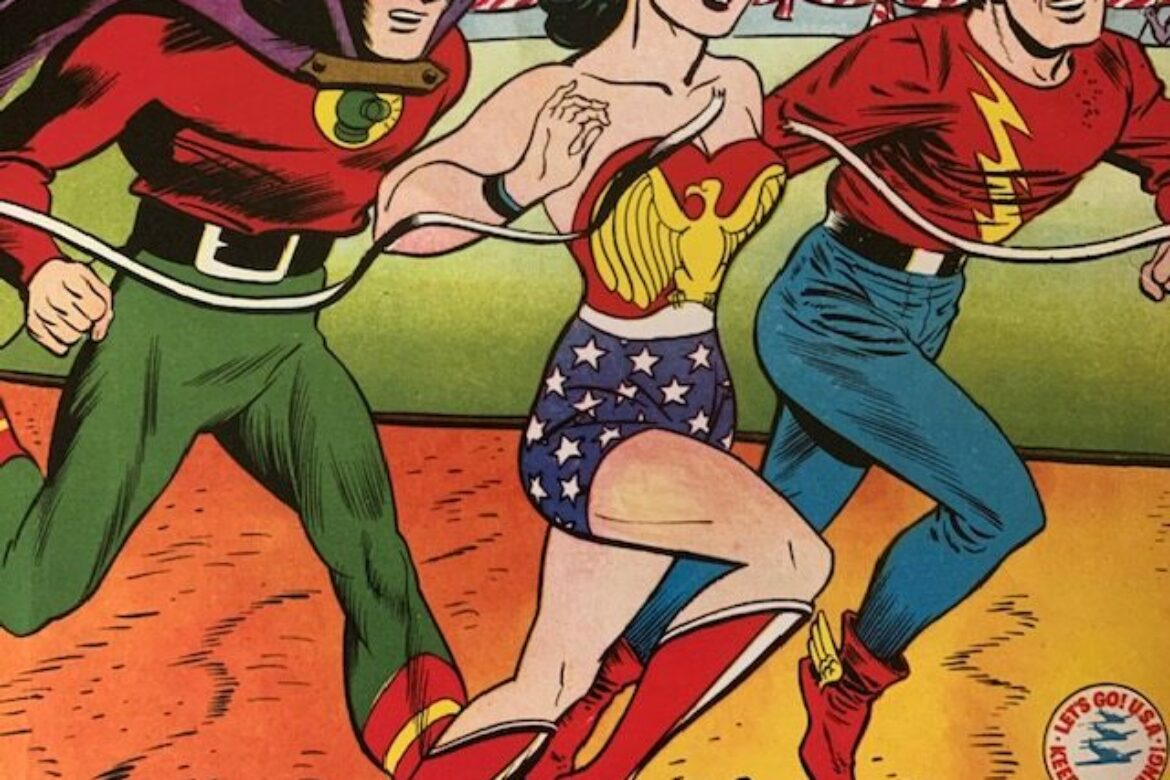Welcome to another Wonder Woman Wednesday Vintage DC Fans!