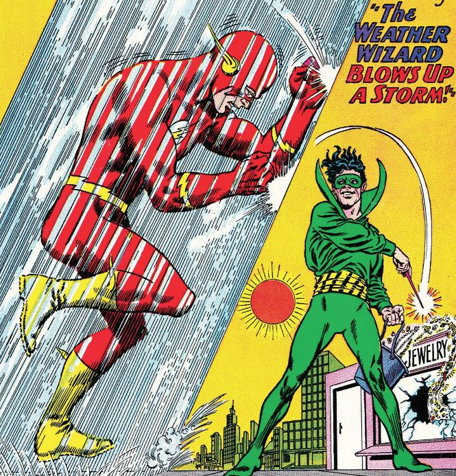 It's a Flashback Friday with…. THE FLASH!