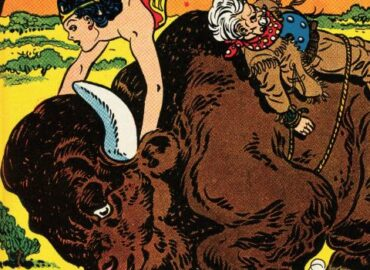 It's a Wild-Wild-Western-Wonder Woman Wednesday!