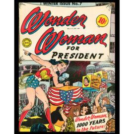 Wonder Woman #7 Print