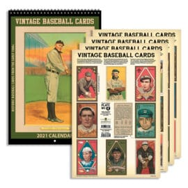 2021 Vintage Baseball Cards Combo Set
