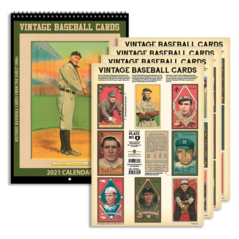 2021 Vintage Baseball Cards Combo Set