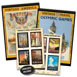 2021 Explorer Pak Calendar/Notecard Combo Set