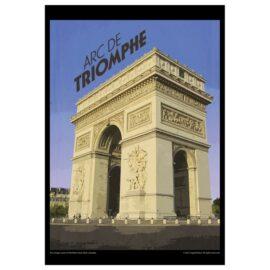 Asgard Press 2022 Retro Paris Calendar