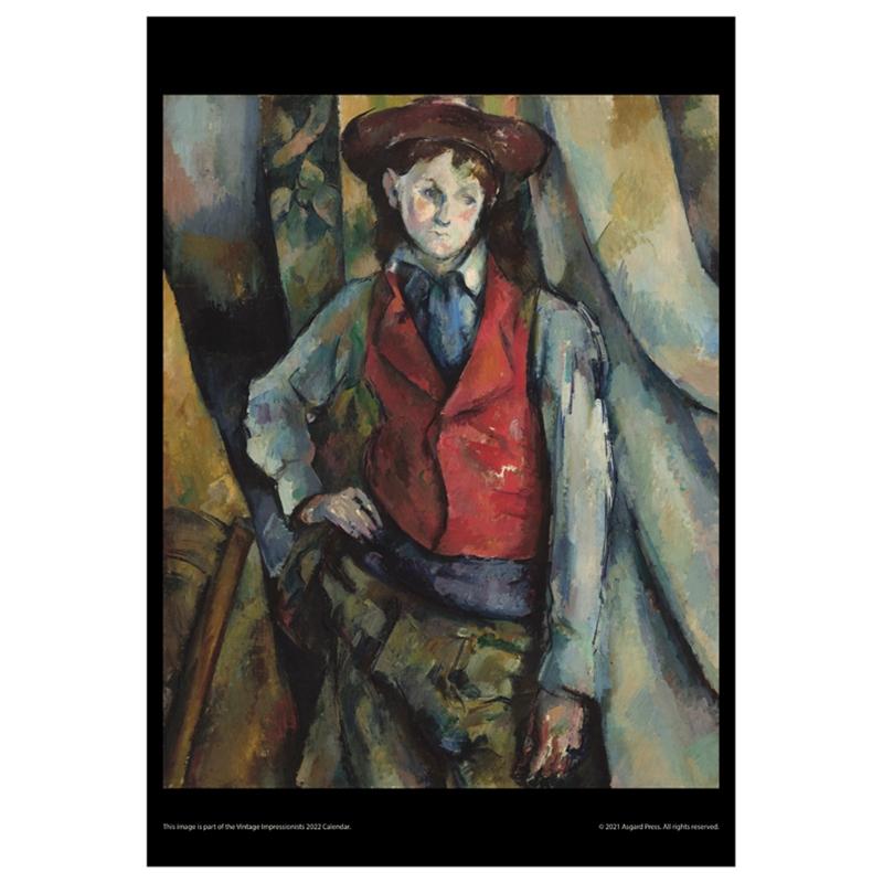 Asgard Press 2022 Vintage Impressionists Calendar