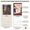 Asgard Press 2022 Retro Honesty in Advertising Calendar