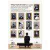 Asgard Press 2022 Vintage People in History Calendar