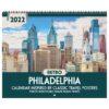 Asgard Press 2022 Retro Philadelphia Calendar