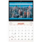 Asgard Press 2022 Retro Chicago Calendar