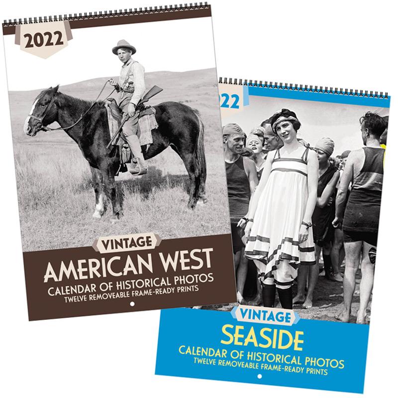 Sneak Peek: 2022 Vintage American West & Vintage Seaside