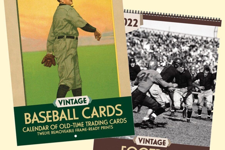 Sneak Peek: 2022 Vintage Baseball Cards & Vintage Football