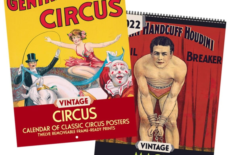 Sneak Peek: 2022 Vintage Circus & Vintage Magic