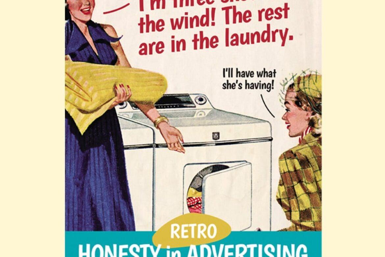 Sneak Peek: 2022 Retro Honesty in Advertising