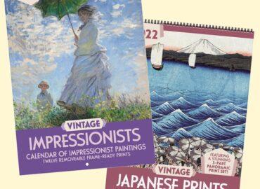 Sneak Peek: 2022 Vintage Impressionists & Vintage Japanese Prints