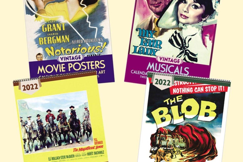 Sneak Peek: 2022 Vintage Movie Posters, Vintage Musicals, Vintage Westerns & Vintage Monsters