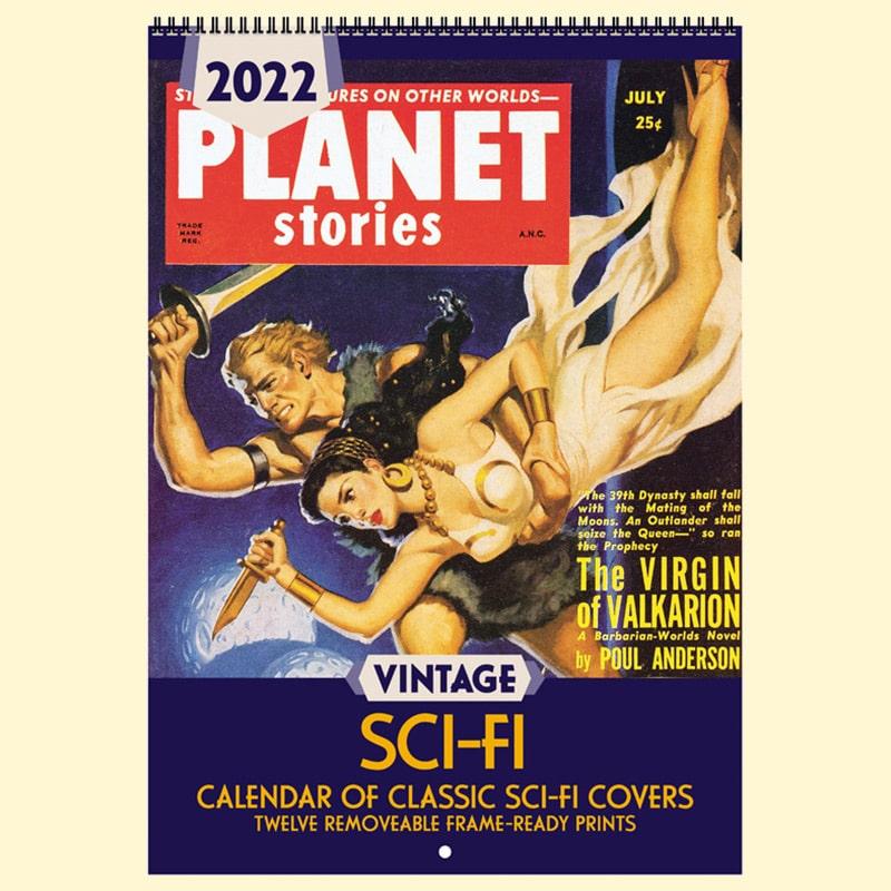 Sneak Peek: 2022 Vintage Sci-Fi