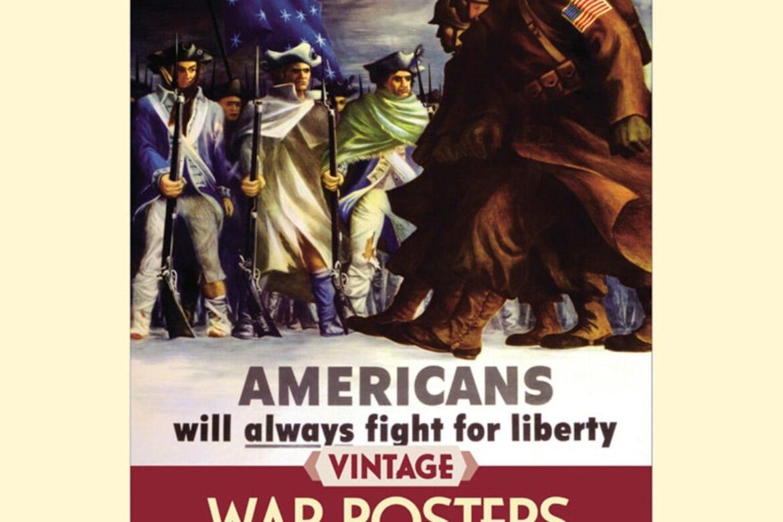 Sneak Peek: 2022 Vintage War Posters
